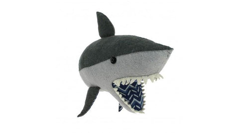 Shark Wall Head
