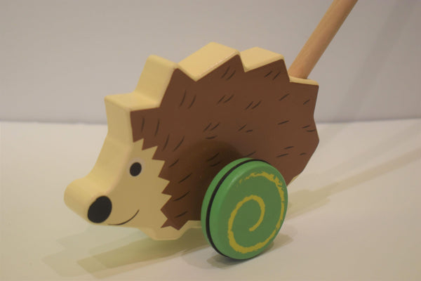 Push Along Hedgehog