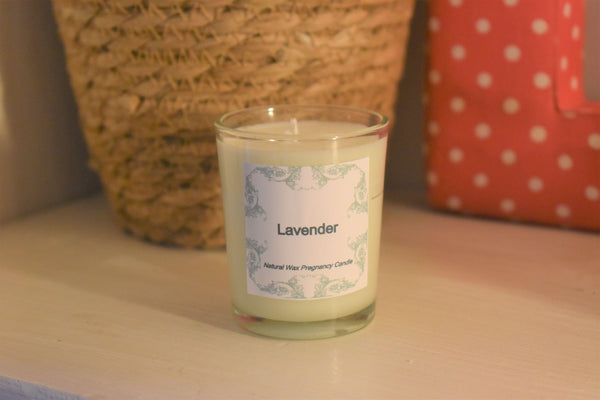 Organic Pregnancy Therapy Candle