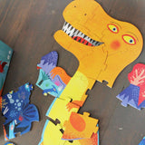 Dinosaur T-Rex Puzzle made by Londji