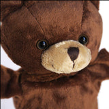 Brown Bear Hand Puppet Toy made by Goki