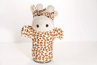 Giraffe Hand Puppet Toy made by Goki