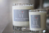 Organic Scented Candles made by Loula and Deer
