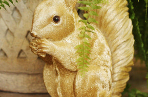 Squirrel Coin Bank