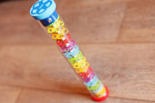 Wooden Musical Toy Rain Stick made by Goki