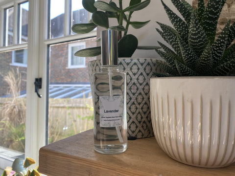 Lavender Organic Room Spray