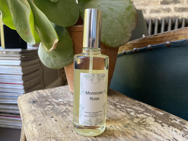 Moroccan Rose Room Spray