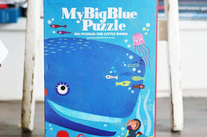 My Big Blue Puzzle