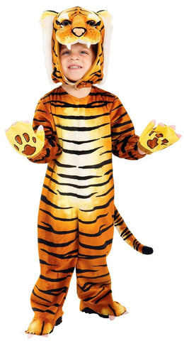 Fancy Dress Tiger Costume