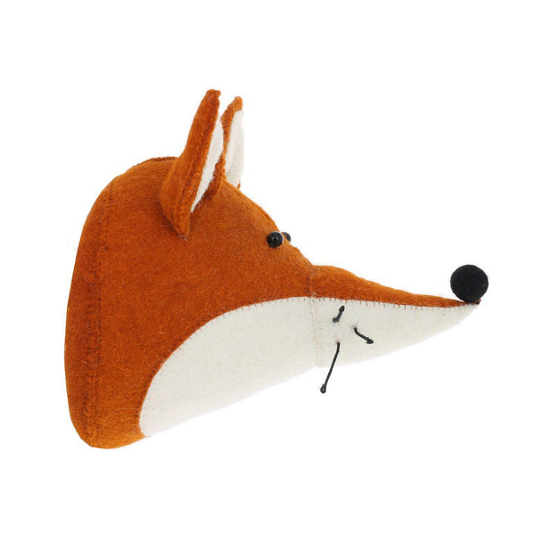 Fox Head Wall Decoration (Large)