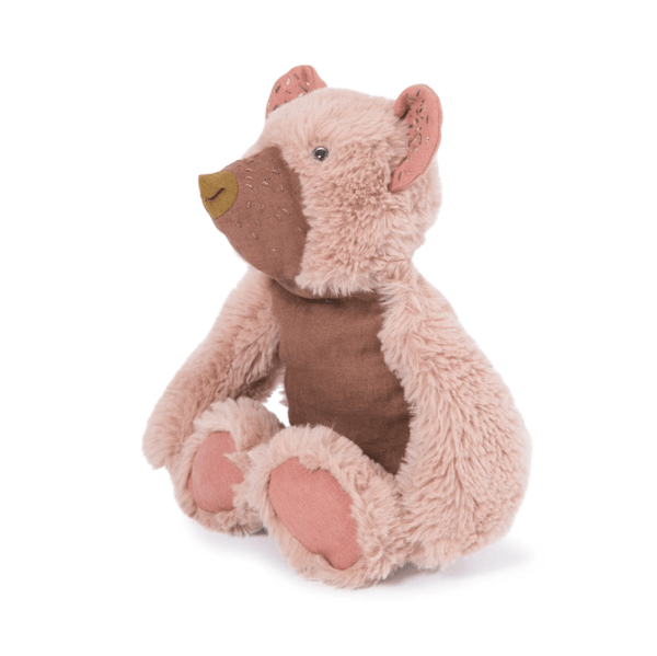 Plush Pink Teddy Bear