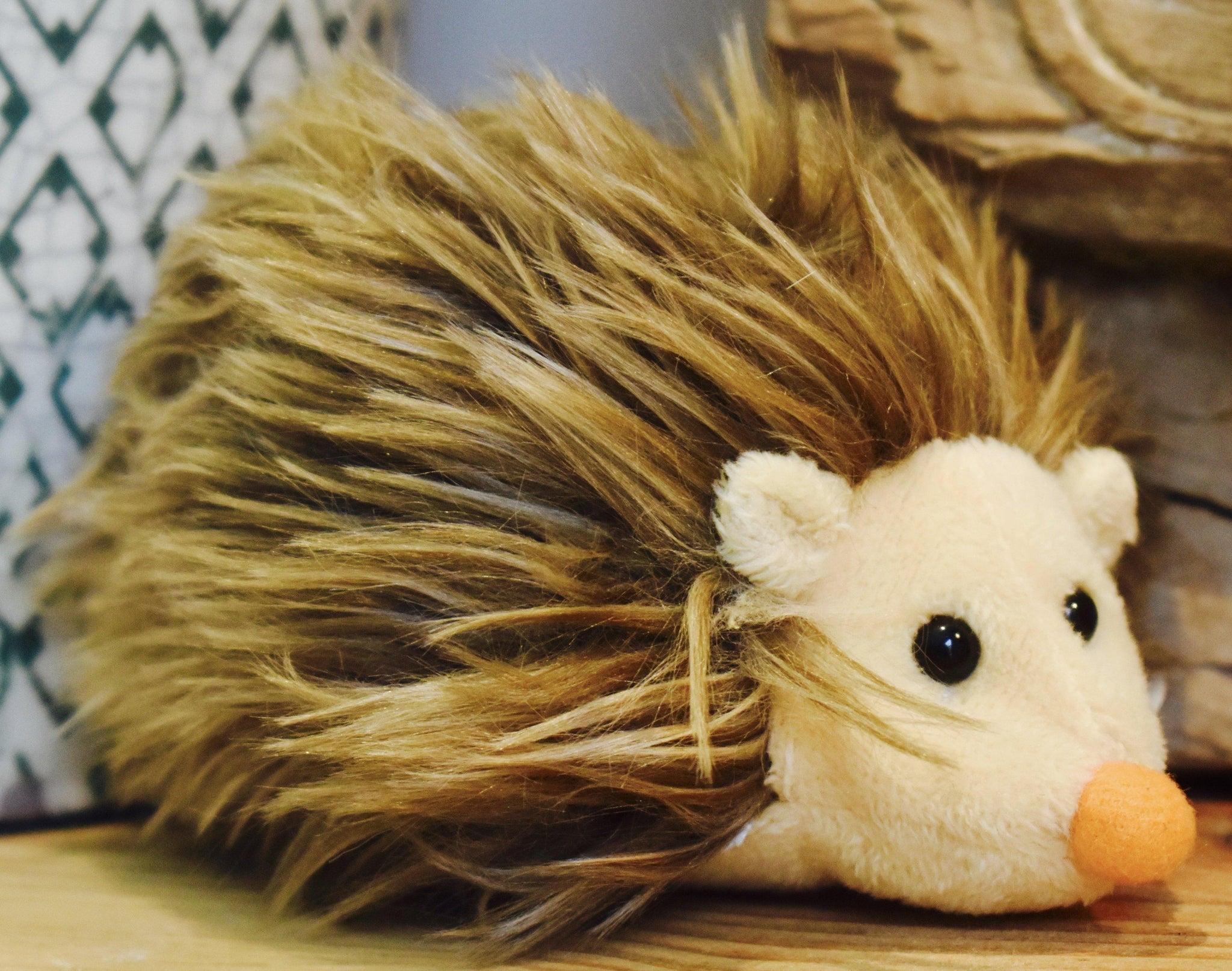 Hedgehog Soft Plush Toy