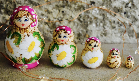 Russian Dolls Summer Bliss