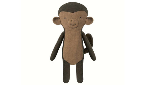 Mini Monkey Soft Toy by Maileg