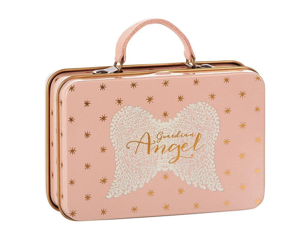 Guardian Angel Mini-Metal Suitcase