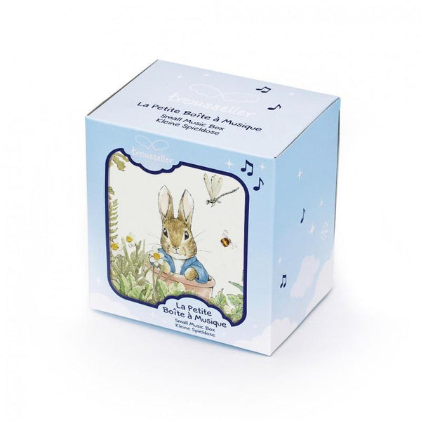 Peter Rabbit Musical Box