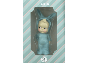 Mini Lapin Bunny Boy Blue