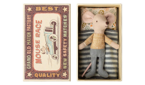 Matchbox Mouse Little Brother