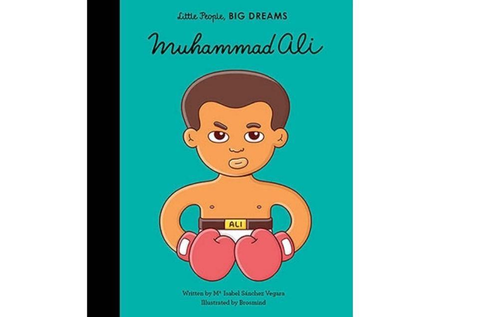 Muhammad Ali Children's Book made by Loula and Deer