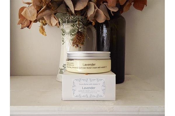 Pregnancy Lavender Body Butter made by Loula and Deer