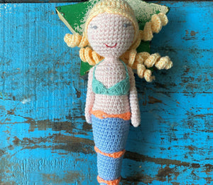 Baby Rattle Mermaid