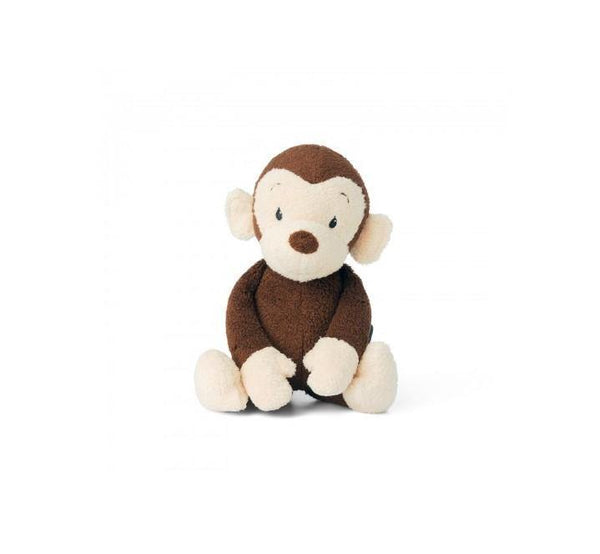 Monkey Squeaker Plush Toy