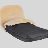Sheepskin Footmuff made by Fellhof