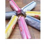 Printed Cotton Canvas Pencil Case made by Bakker Made With Love