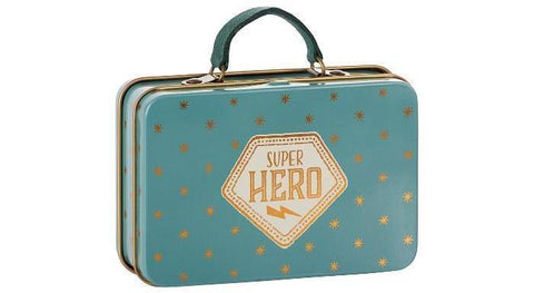 Superhero Suitcase (Mini)