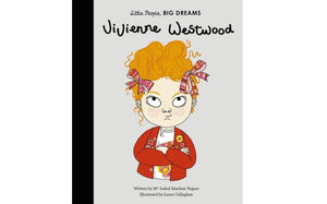 Vivienne Westwood Children's Book made by Loula and Deer