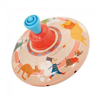 Spinning Top Pink (small)