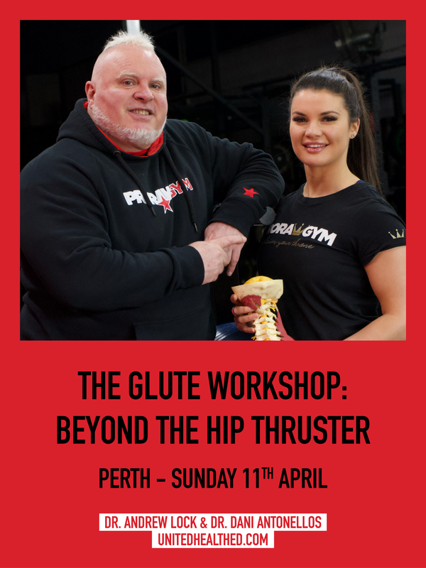 The Glute Workshop: Perth - 11th April