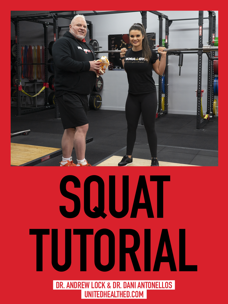 Free Squat Tutorial