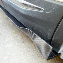 Load image into Gallery viewer, short Style Carbon fiber Side skirts 1PAIR For BMW E46 E60 E39 E87 E90 E92 F30