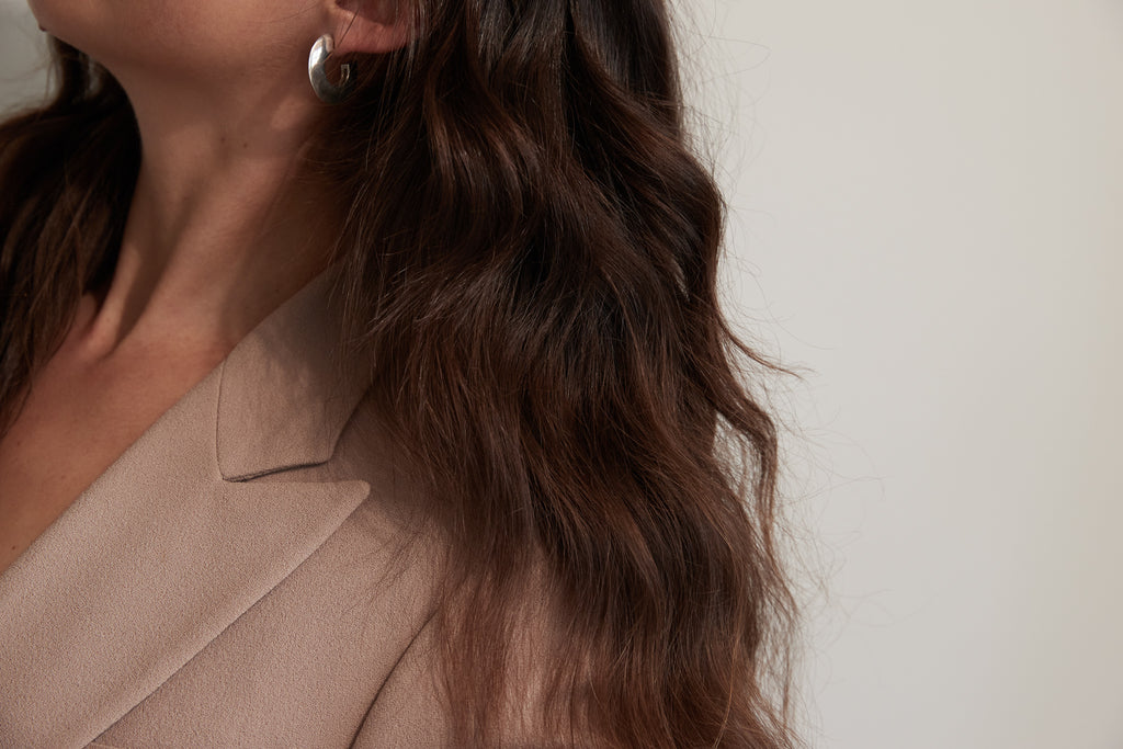 Pure, clean, effortless everyday hair