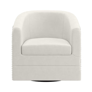 Velci Accent Chair Ivory