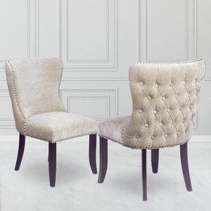 Sophia Dining Chair Beige