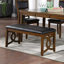 Load image into Gallery viewer, Gia Rectangular Dining Set - Brown
