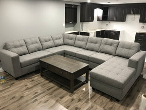 Uhaul Sectional set