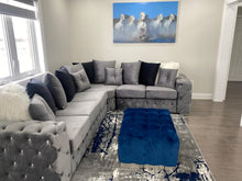 Load image into Gallery viewer, Dyson Tufted Sectional Suite