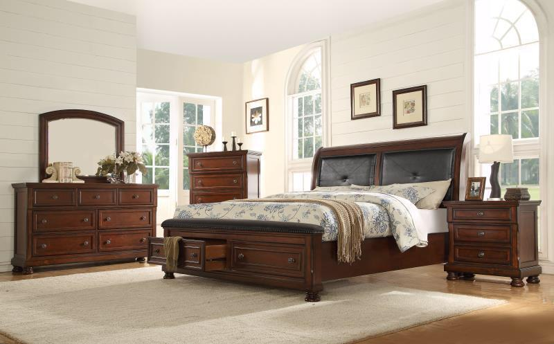 Parker Bedroom Set