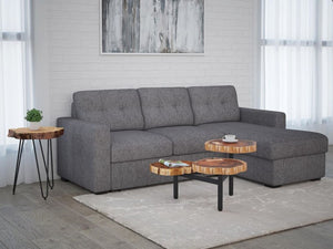 Tyson Pull-Out Bed Sectional