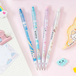 Cuddly Animals mechanical pencils - Safelyfe  Face mask chain pakistan ppe 3m dany fashion meltblown daraz davago south city aku kids stationery blanket