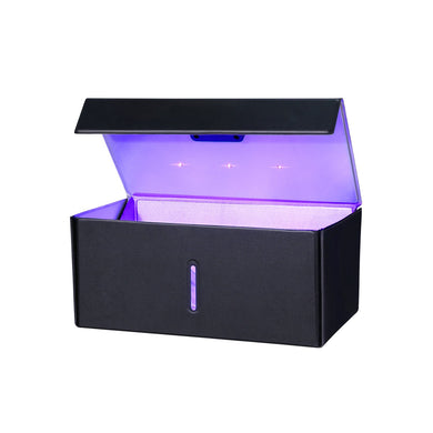 UVC box black color - Safelyfe Disinfection Systems