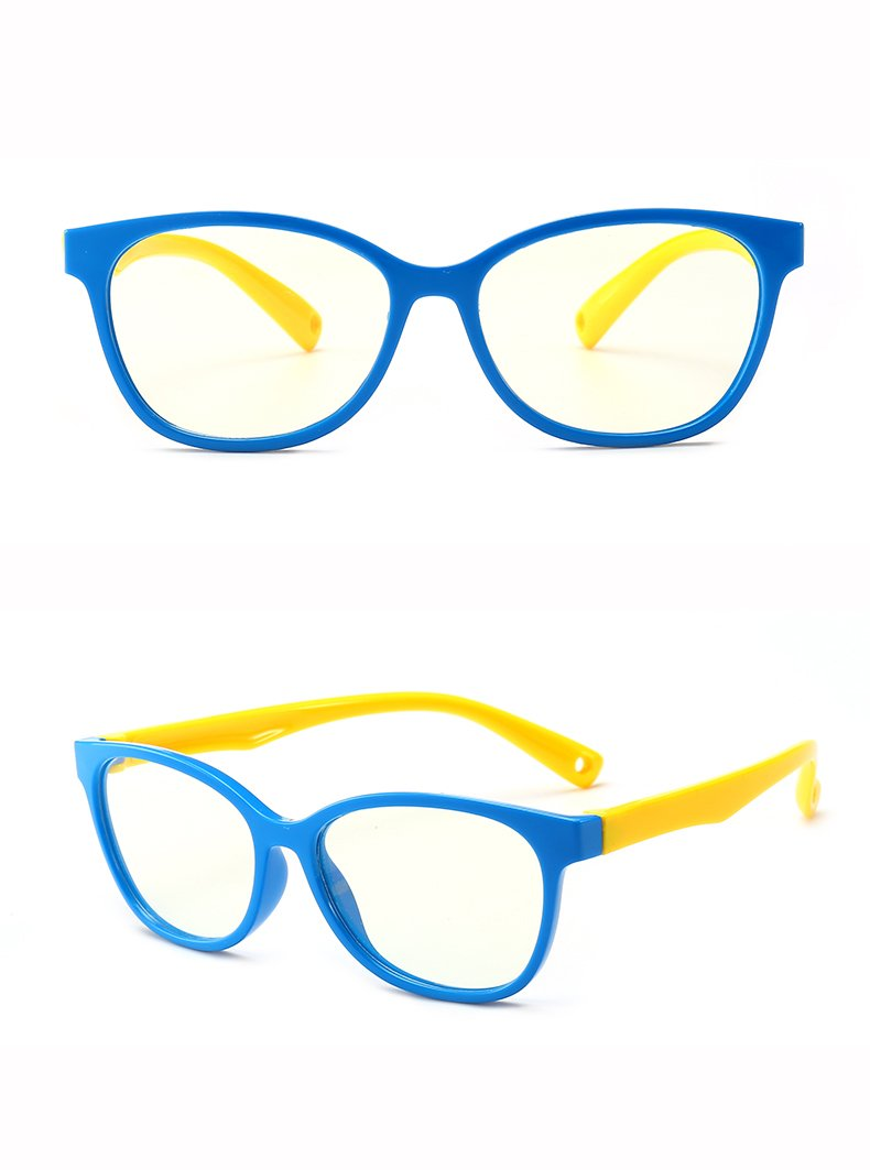 Hollywood Kids Bluelight Blocking Flexible Glasses - Safelyfe  Face mask chain pakistan ppe 3m dany fashion meltblown daraz davago south city aku kids stationery blanket