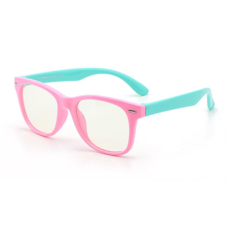 Trendy Kids Bluelight blocking flexible glasses - Safelyfe  Face mask chain pakistan ppe 3m dany fashion meltblown daraz davago south city aku kids stationery blanket