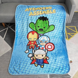Avengers Blankets - Safelyfe  Face mask chain pakistan ppe 3m dany fashion meltblown daraz davago south city aku kids stationery blanket