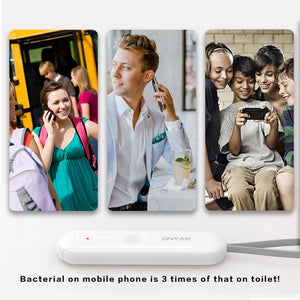 Portable UVC wand - Safelyfe Disinfection Systems
