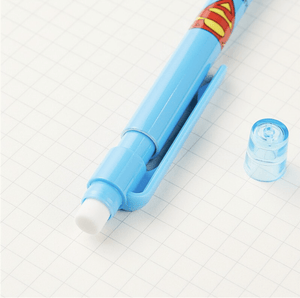 Superhero Mechanical Pencils - Safelyfe  Face mask chain pakistan ppe 3m dany fashion meltblown daraz davago south city aku kids stationery blanket