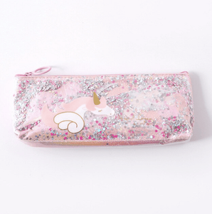 Unicorn Pencil case with Glitter - Safelyfe  #karachi #lahoregram #lahoreweddings #islamabad #karachites  #karachifashion #islamabadgram #faisalabad #multan #pakistanzindabad #pakistan #smog #pakistanfashion #facemaskpakistan